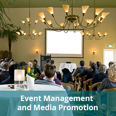Event Management and Media Promotion