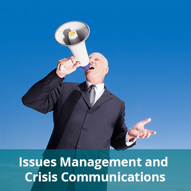 Issues Management and Crisis Communications